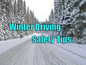 Snowy Road Safety